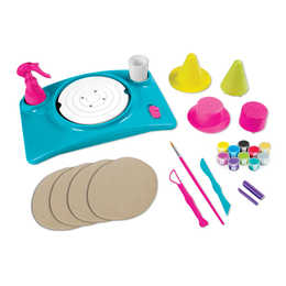 SPINMASTER Pottery Cool Studio