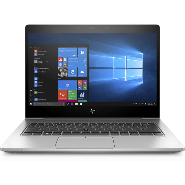 "HP EliteBook 830 G5, 13.3"", i5-8250U, 16 GB RAM, 256 GB SSD"