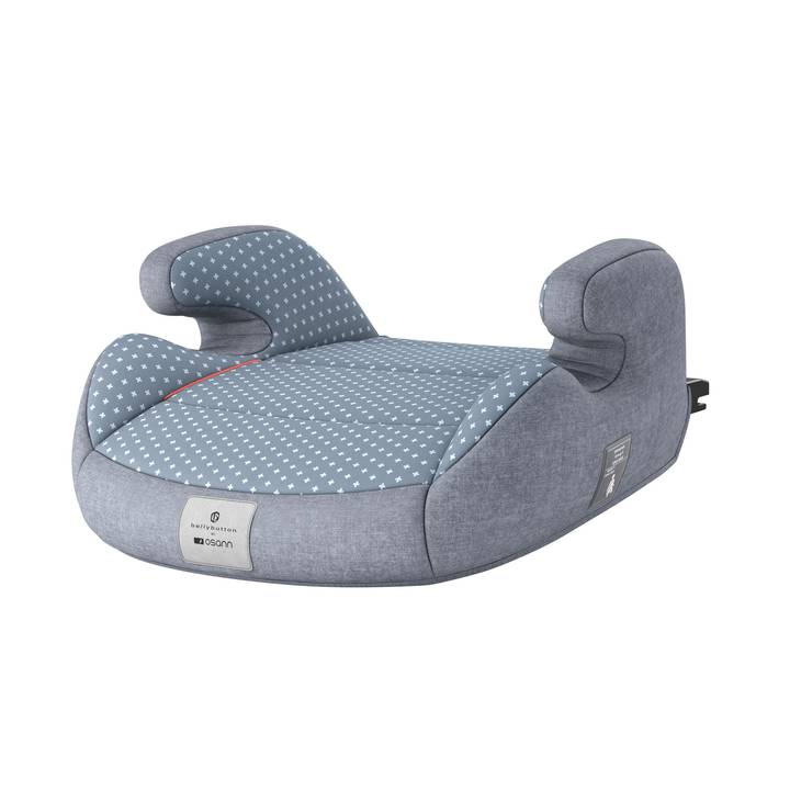 OSANN Sitzerhöhung Junior Isofix bellybutton Flint Stone