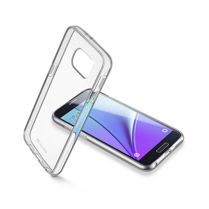 CELLULAR LINE Clear Duo Back Case