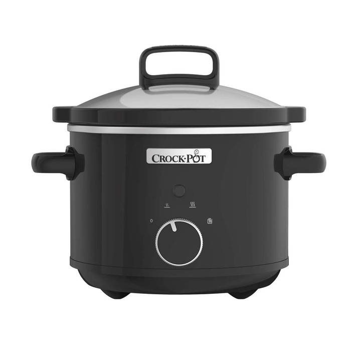 KOENIG Schongarer Crock-Pot 2.4 L Black