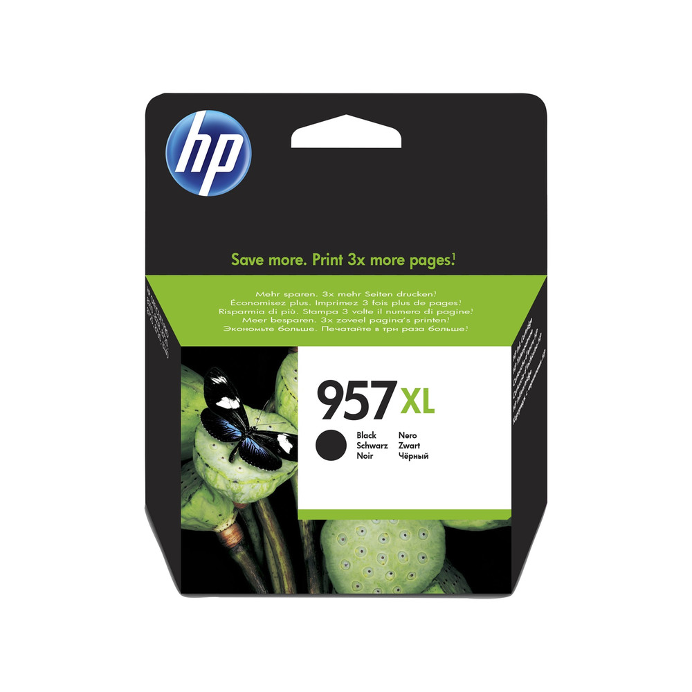 HP Ink/957XL Extra HY Original Black