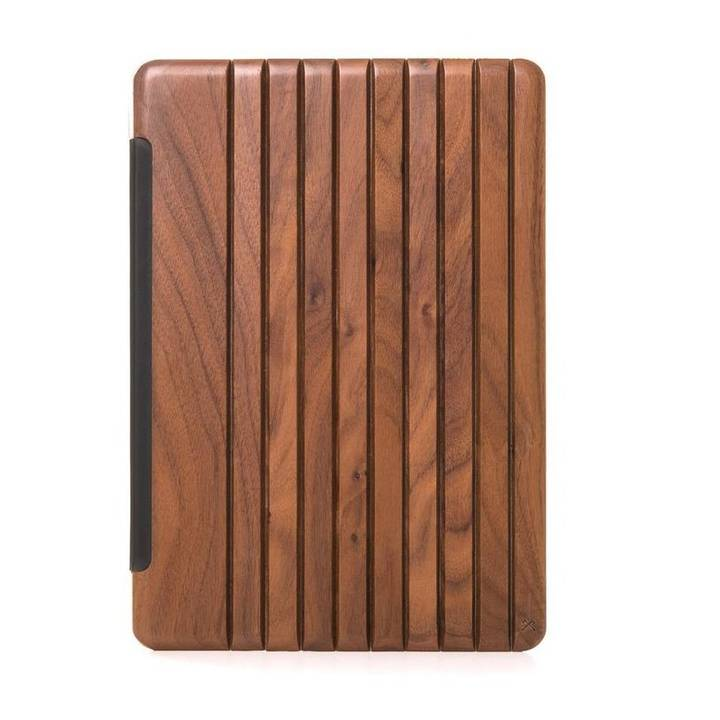 """WOODCESSORIES Tablet Book Cover EcoGuard iPad 9.7"""" Walnuss"""