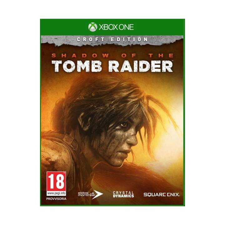 Shadow of the Tomb Raider Croft Edition (IT)