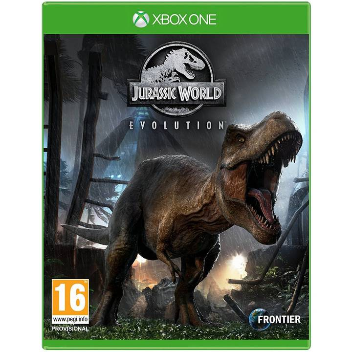Jurassic World Evolution (FR/IT)