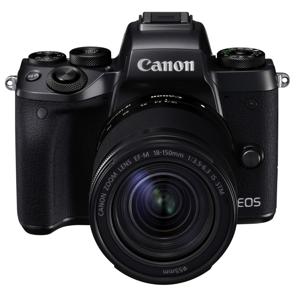 Canon EOS M5 + EF-M 18-150mm IS STM + Ad