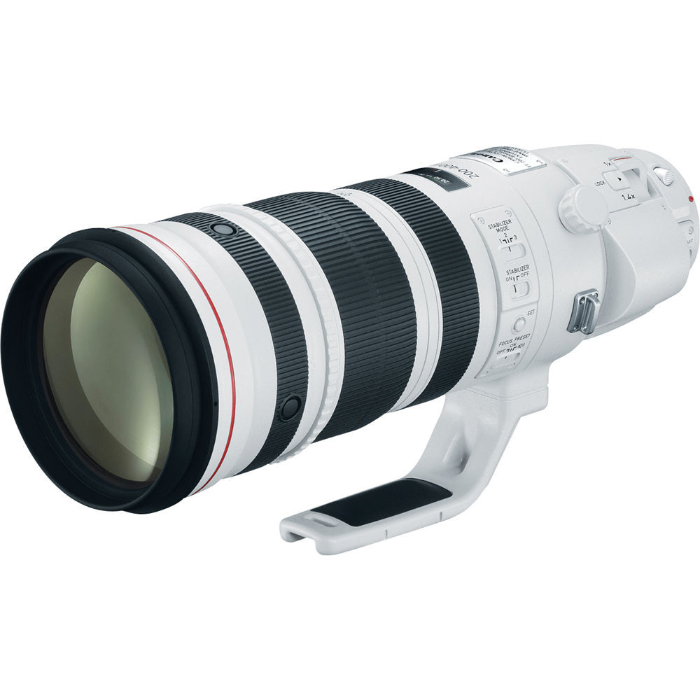 CANON 200 - 400mm f/4L IS USM Ext.
