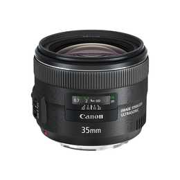 CANON EF 35 mm f/2.0 IS