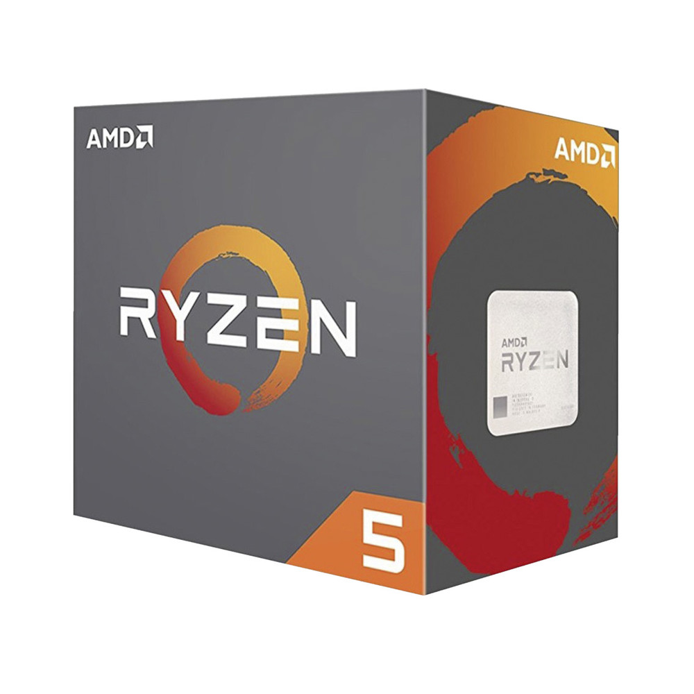 CPU AMD Ryzen 5 1500X/3500MHz, AM4 4-Cor