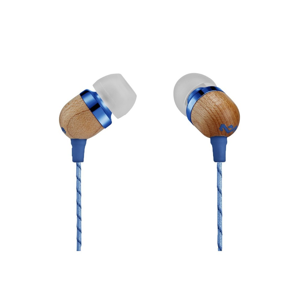 HOUSE OF MARLEY In-Ear Smile Jamaica Blue Denim