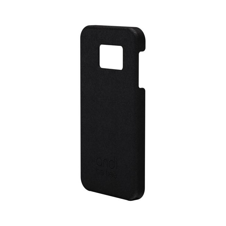 ANDI BE FREE Cover Leather für Galaxy S8 Plus, schwarz