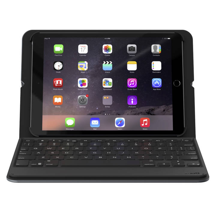 "ZAGG Messenger Folio für iPad & iPad Pro 9.7"" Black"