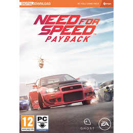 Need for Speed: Payback (Version DFI)