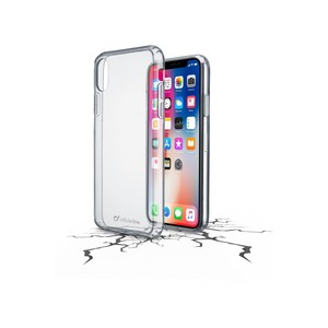 CELLULAR Clear Duo Backcover
