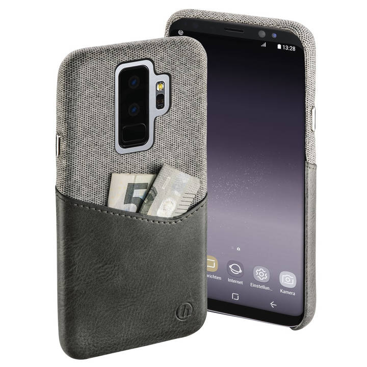 "HAMA Backcover ""Gentle"" für Samsung Galaxy S9+"