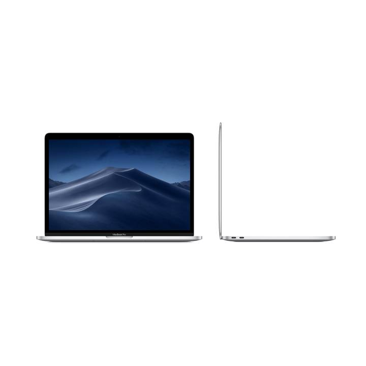 "APPLE MacBook Pro Retina 13"" Touch Bar, Silber, i7, 16 GB RAM, 2 TB Flash, 2018"