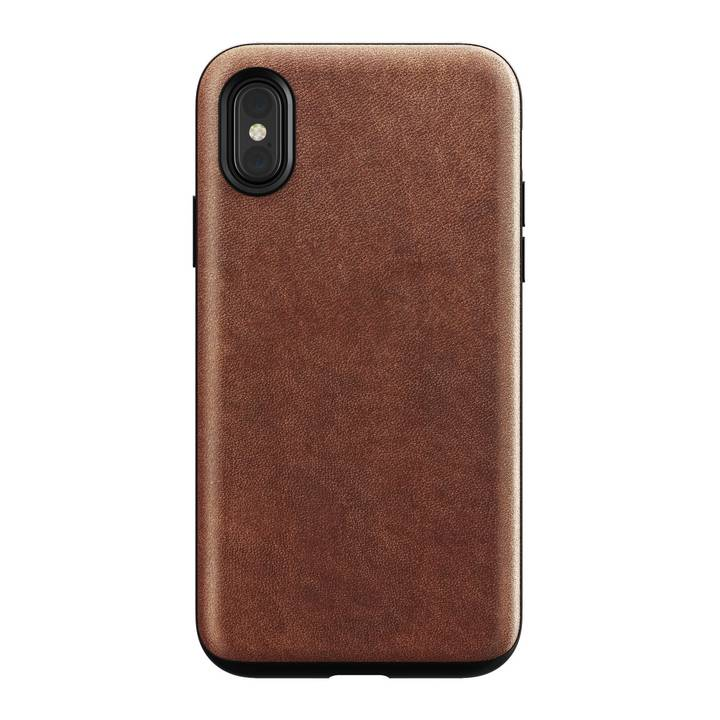 NOMAD Backcover Housse robuste pour iPhone X
