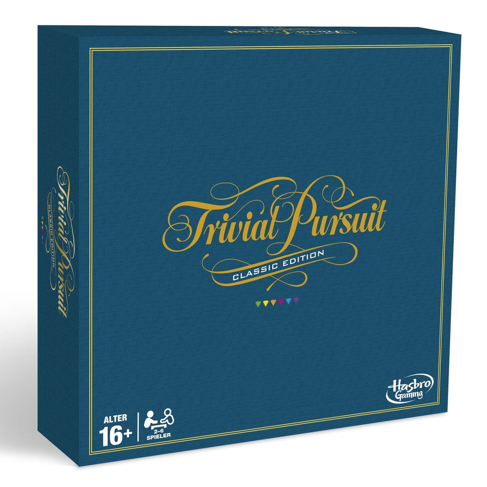 Trivial Pursuit Classic D Alter: 16+