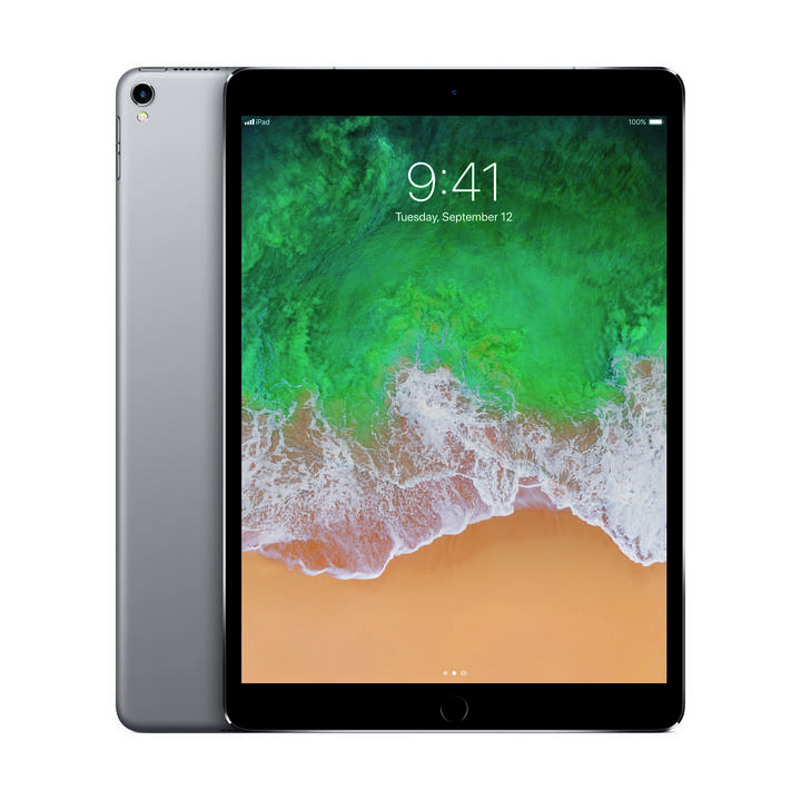 APPLE iPad Pro Wi-Fi + Cellular, 10.5'', 512 GB, Space Grey