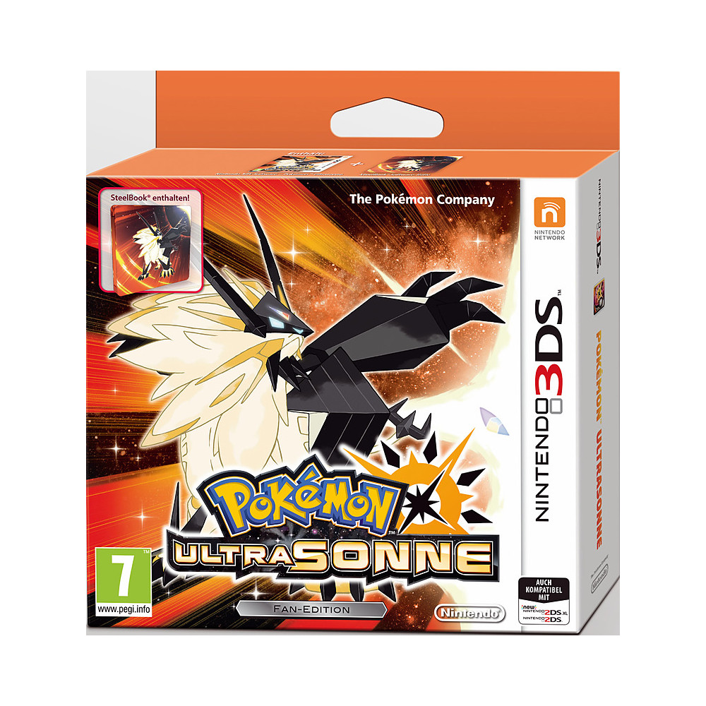 Pokémon Ultra Sonne Fan Edition (Version I)