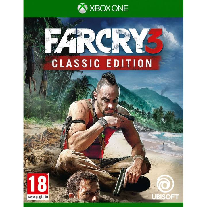 Far Cry 3: Classic Edition (DE/FR/IT)