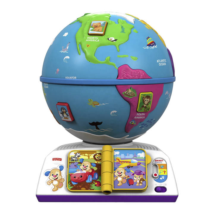 FISHER-PRICE Lernspass Globus (I)