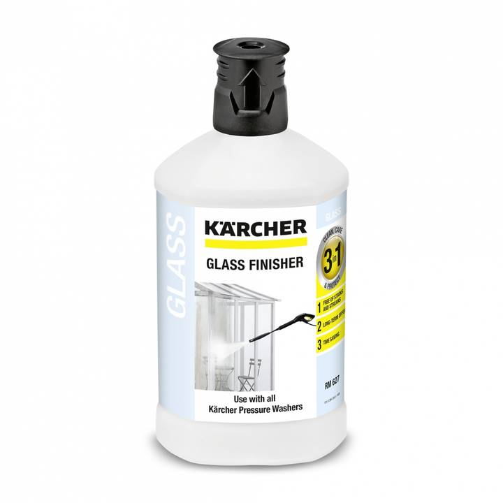 KÄRCHER Glass Finisher 3-in-1