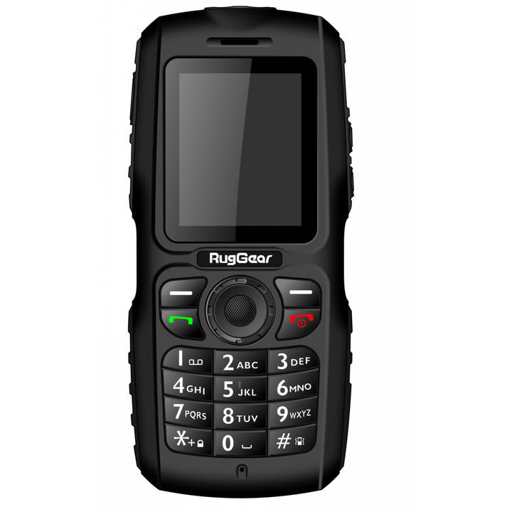 "RUGGEAR RG100 Outdoor-Handy, 2"", Dual SIM, 8 MB RAM"