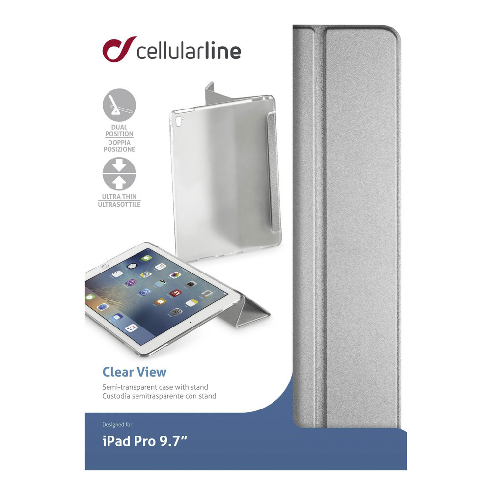CELLULAR LINE Clear View Case iPad Pro 9.7""