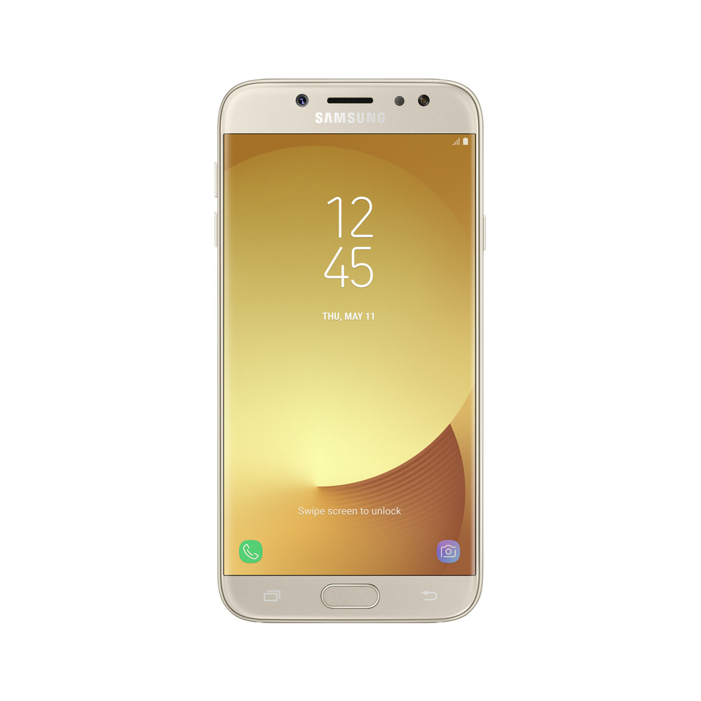 SAMSUNG Galaxy J7 (2017) 16 GB Dual SIM Gold