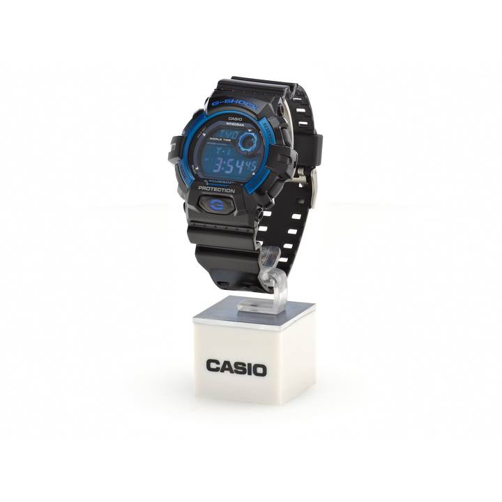 Casio G-SHOCK G-8900A-1ER Resin-Armband,