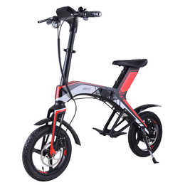 VMAX Easy Scooter T20 Black/Red