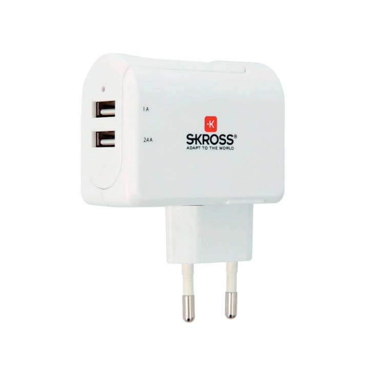 SKROSS USB Charger 5 V Euro
