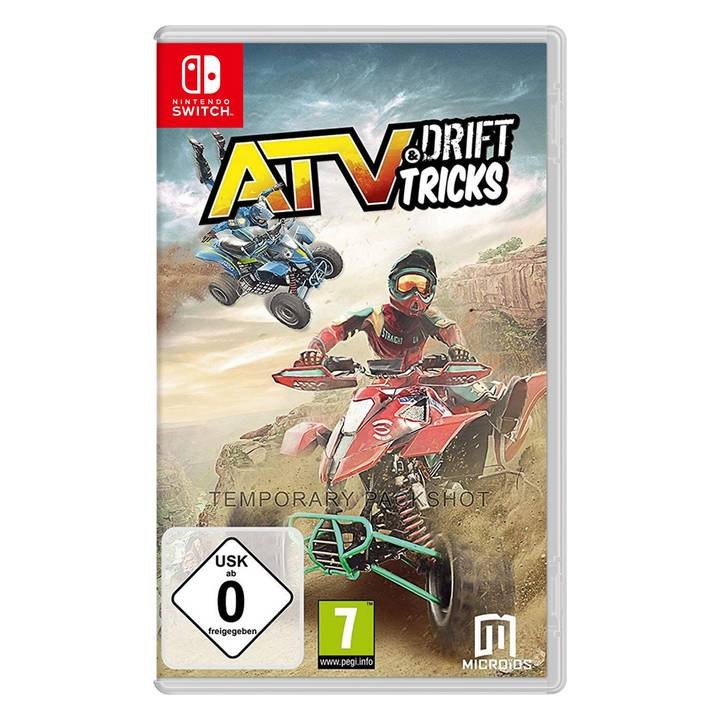 ATV Drift & Tricks, Switch Alter: 7+