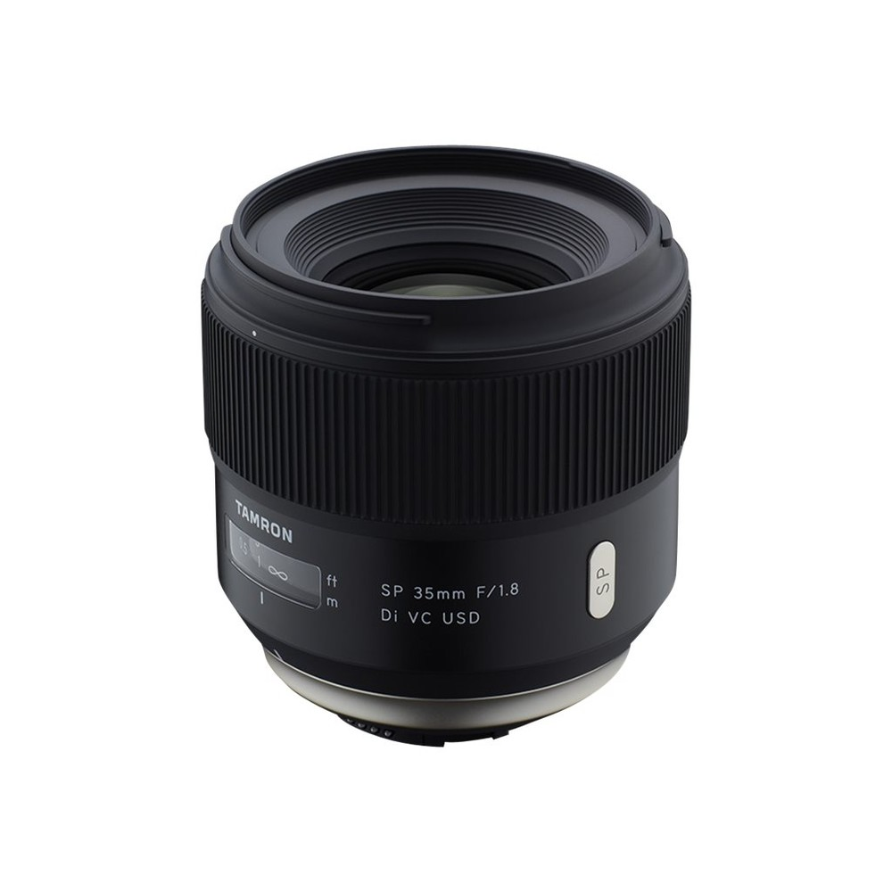 TAMRON SP F012 35 mm f/1.8 Di VC USD