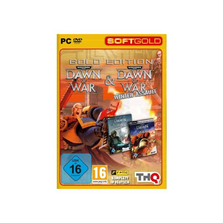 Dawn of War Gold - Édition Softgold