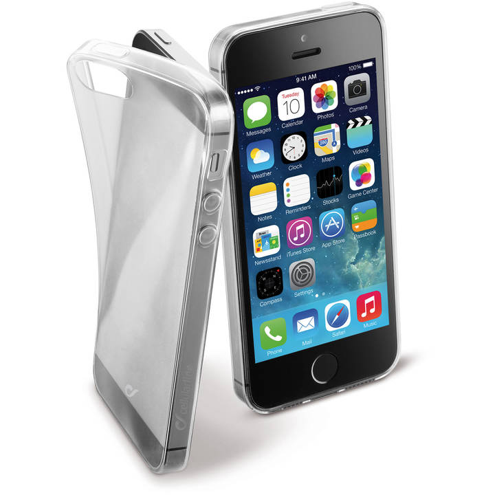 CELLULAR LINE iPhone 5s Slim-Cover Clear
