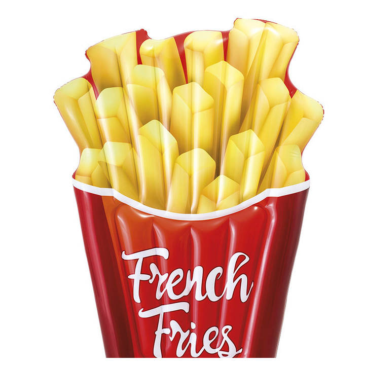 FRENCH FRIES FLOAT 1.75 x 1.32m