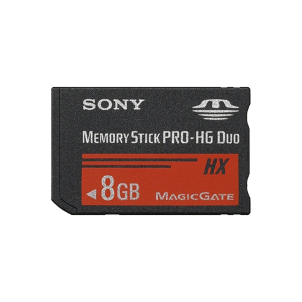 Memory Stick Pro-HG Duo HX 8GB, Sony 50M
