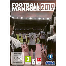 Football Manager 2019 (FR)