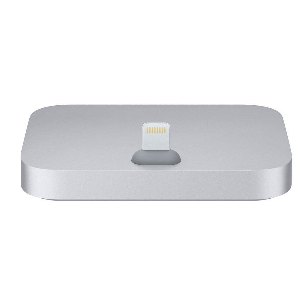 APPLE Lightning Dock für iPhone, Space Grey