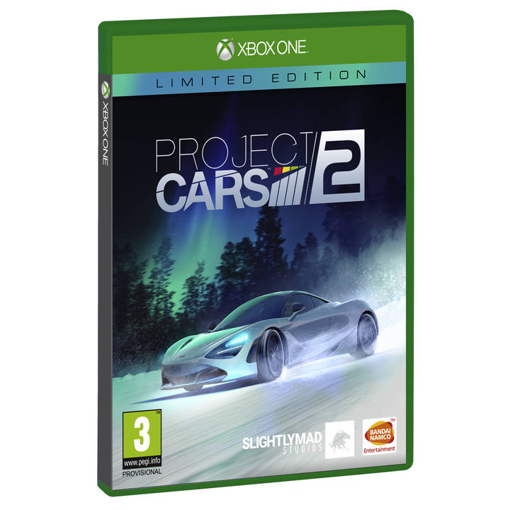 Project Cars 2 - Edition limitée (Namco)