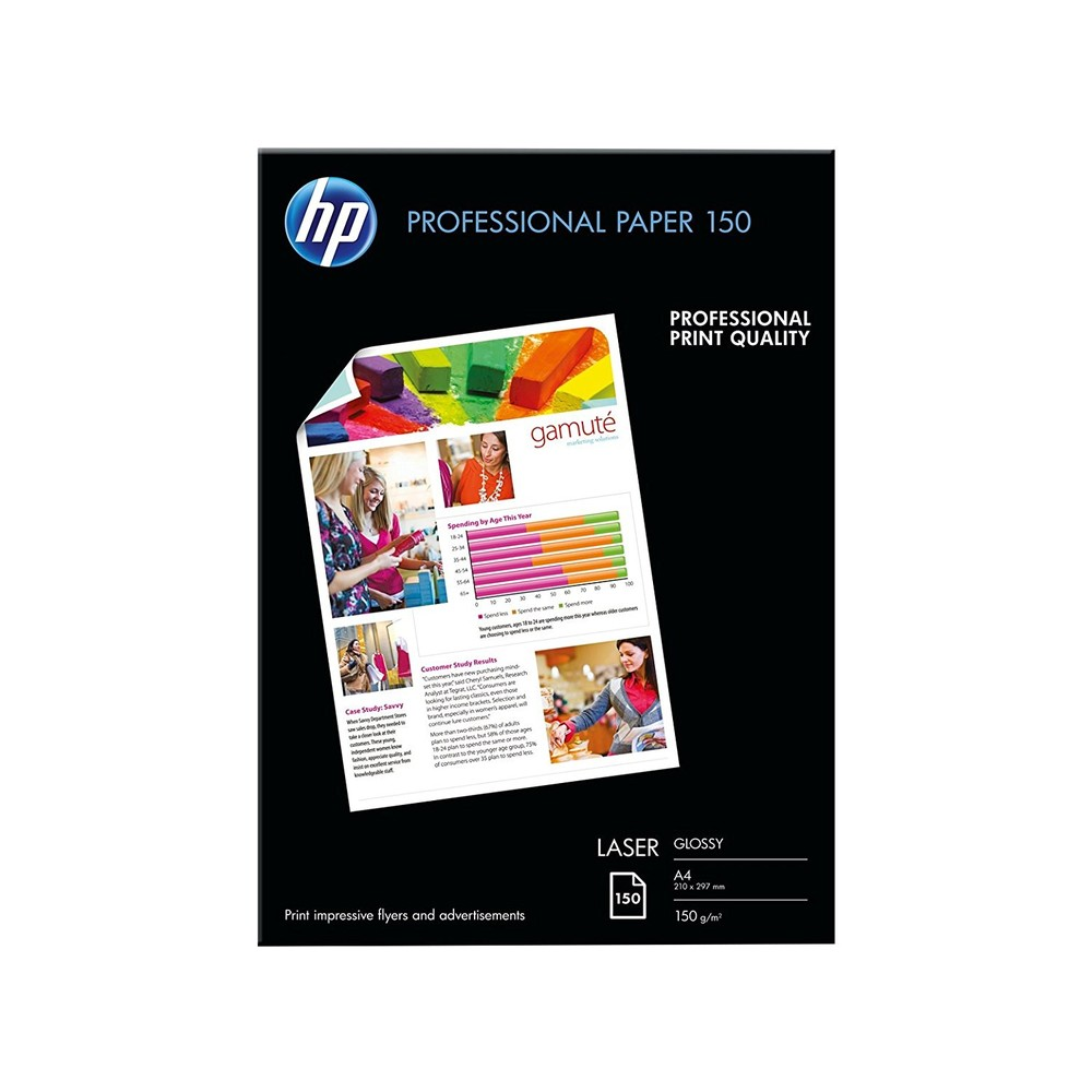 HP Laser Paper Professional,A4