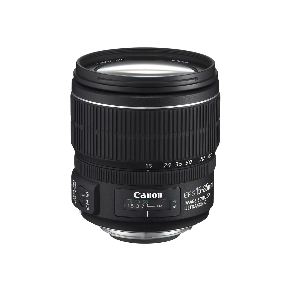 CANON EF-S 15 - 85 mm f/3.5-5.6 IS USM