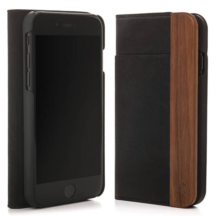 Woodcessories EcoWallet Walnuss für iPho