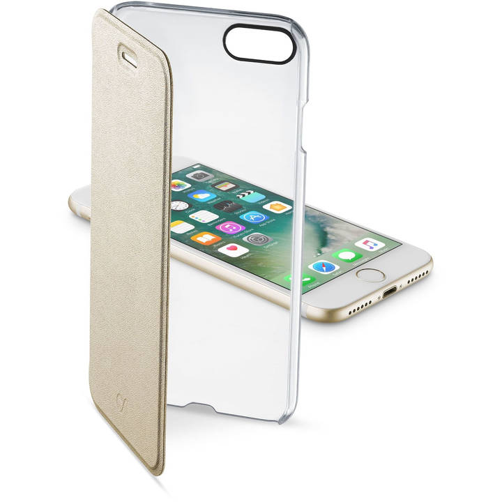 CELLULAR LINE Clear Book pour iPhone 7 & 8
