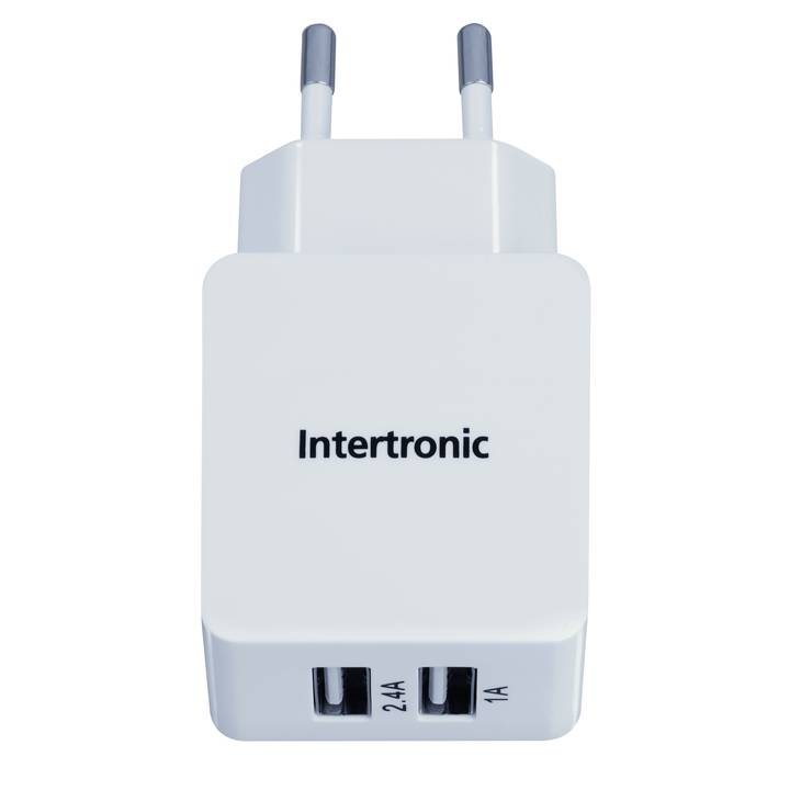 INTERTRONIC USB-Dual-Charger