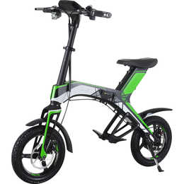 VMAX Easy Scooter T20 Black/Green