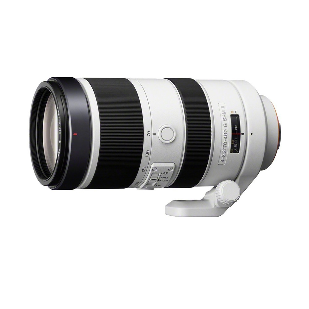 SONY SAL-70400G2 70 mm - 400 mm f/4.0-5.6