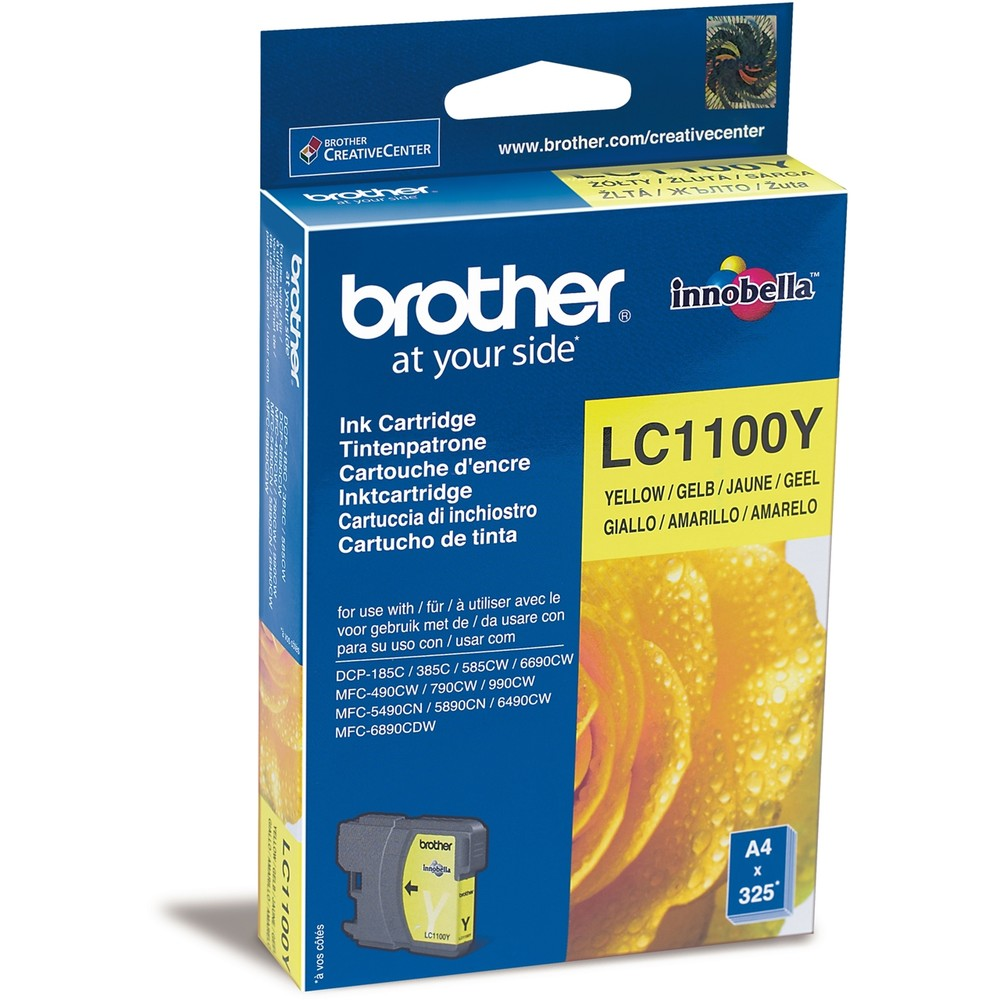 BROTHER LC1100Y